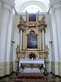 Altar of Saint Francis church in Warsaw - 08.jpg
