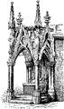 Altare med ciborium i domen i Regensburg, Nordisk familjebok.png