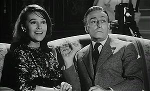Béatrice Altariba - Altariba and Totò in  Totò Diabolicus (1962)