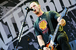 Alter Bridge @ Claremont Showgrounds (5 3 2012) (6859499254).jpg