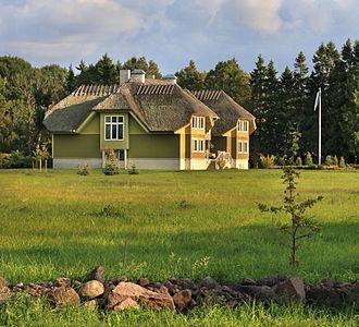 Guest house - Guest House Altmõisa in Estonia. Tuuru village