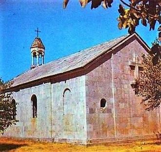 History of Artsakh - Amaras Monastery, 4th century