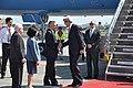 Ambassador Goldberg Welcomes Secretary Kerry to the Philippines (11416228073).jpg