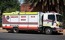 ambulance vehicles australian paramedical college