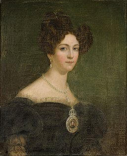 Amélie of Leuchtenberg Duchess of Braganza