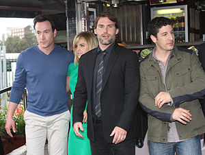 Chris Klein (actor) - Klein at an American Pie reunion