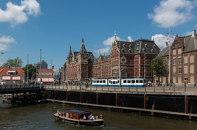 Amsterdam Travel Guide Red Light District