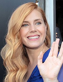 A photograph of Amy Adams at the Toronto International Film Festival in 2016