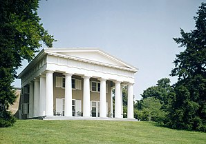 National Historic Landmark Andalusia