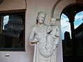 Andrea pisano, Madonna col bambino, Museu dell'Opera del Duomo de Pisa.JPG