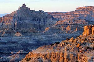Aztec, New Mexico - Angel Peak Scenic Area