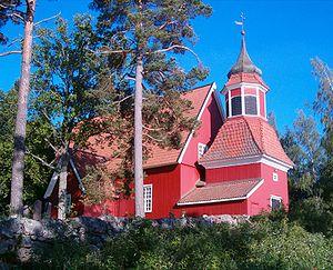 Angelniemi - Angelniemi Church