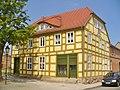 Angermuende - Fachwerkhaus (Timber-framed House) - geo.hlipp.de - 37544.jpg
