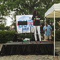 Anika Ofori Speaks at Climate March (40475477925).jpg