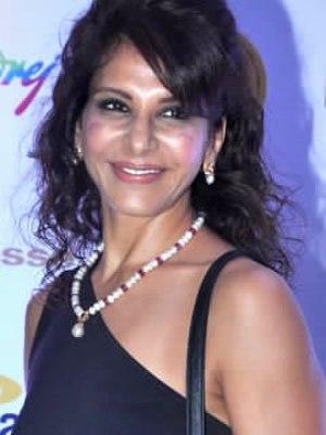 Anita Raj - Anita Raj in Oct 2013