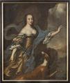 Anna Dorotea, 1640-1713, prinsessa av Holstein-Gottorp, abbedissa i Quedlingburg - Nationalmuseum - 16006.tif