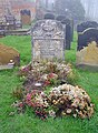 Anne Bronte's Grave - geograph.org.uk - 770274.jpg