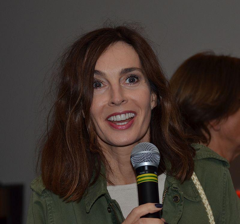Anne Parillaud au Festival du film britannique de Dinard 2016 | Photo : Wikimedia