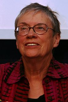 Annie Proulx Frankfurt Book Fair Conference 2009 (cropped).jpg