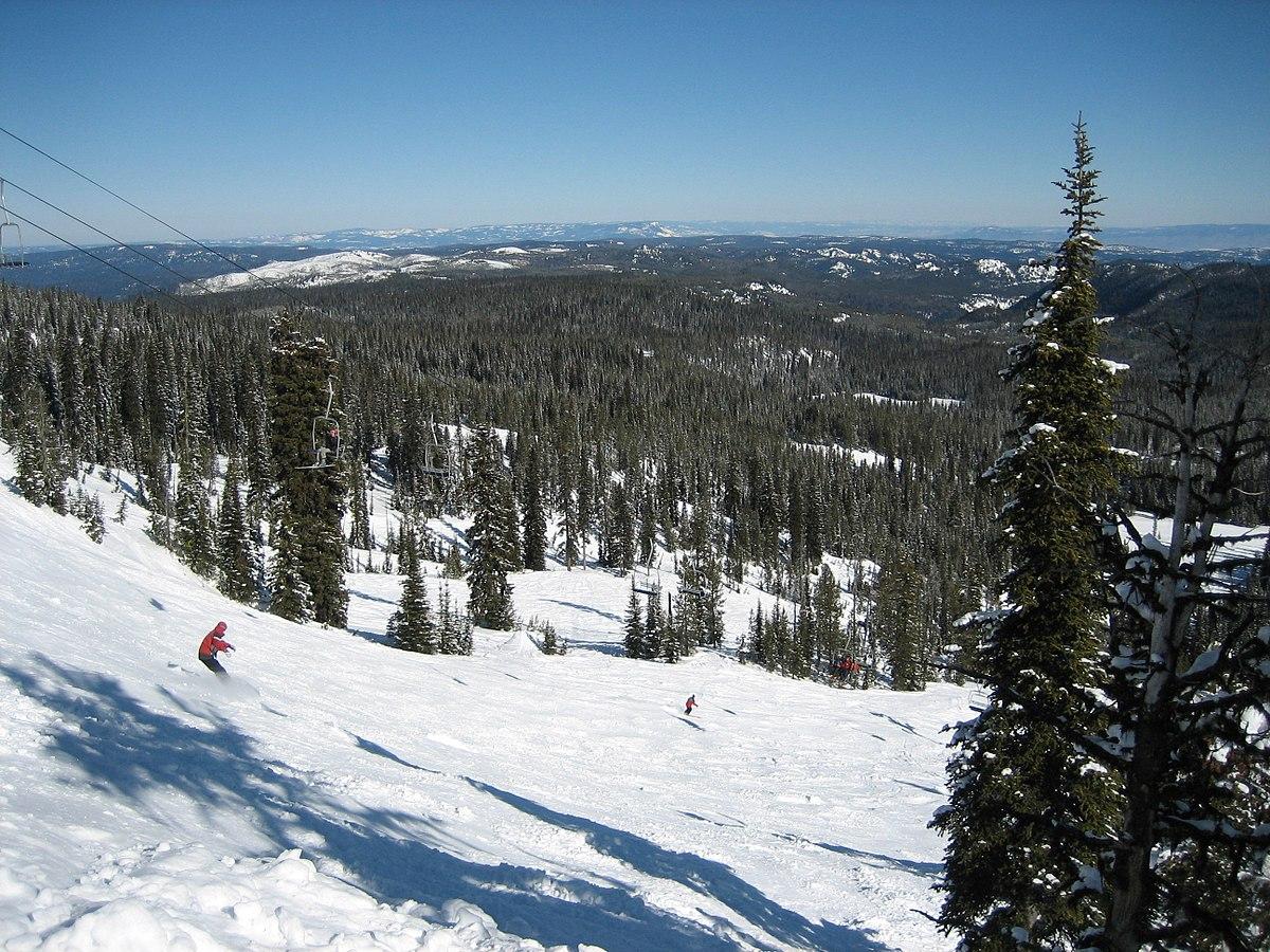 anthony lakes (ski area) - wikipedia