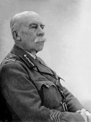 Anthony Bowlby - Sir Anthony Bowlby as a Major-General