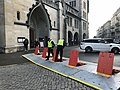 Anti-terrorist bollards at Zurich Christmas-market 2.jpg
