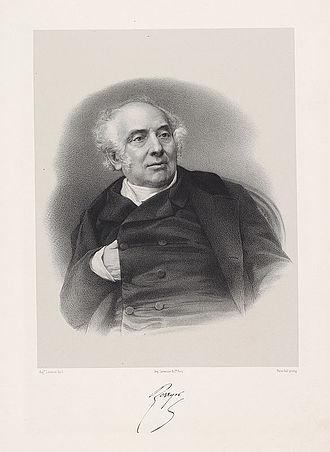 Pierre-Antoine Berryer - An older Berryer.
