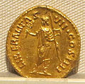 Antonino pio, aureo, 138-161 ca., 13.JPG