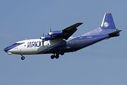 Antonov An-12, Irkut Corporation JP7665251.jpg