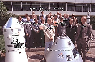 how many apollo space missions were there - photo #23