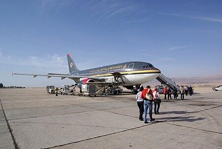 Lapangan Terbang Antarabangsa King Hussein