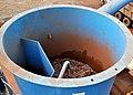 Aquacycle thickener de-aeration chamber (6324880861).jpg