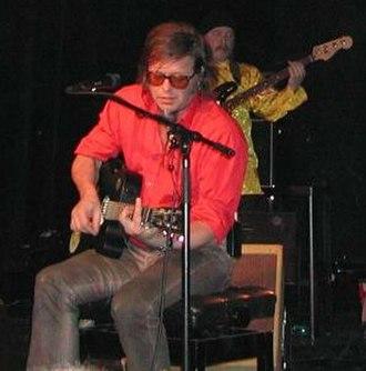 "Rock music in Russia - The ""godfathers"" of 70's Russian rock: Boris Grebenshikov of Aquarium (Leningrad)..."