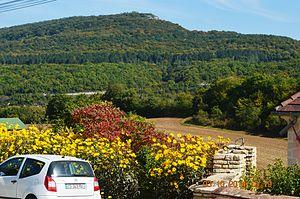 Arcey, Côte-d'Or - Arcey Landscape