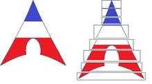 Arch logo Eiffel tower.png