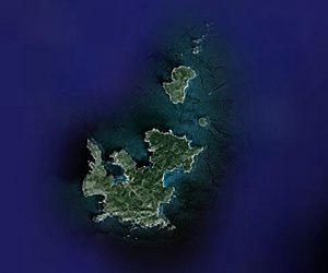 Cabrera, Balearic Islands - Image: Archipiélago de Cabrera