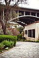 Area under the Colorado Street Bridge in Pasadena, Los Angeles, California. 04.jpg