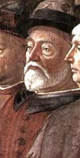 Council of Florence - John Argyropoulos was a Greek Byzantine diplomat who attended the Council of Florence in 1439.