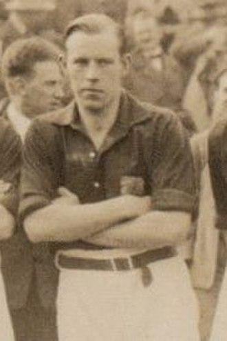 Arie Bieshaar - Arie Bieshaar in 1923