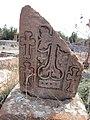 Arinj khachkar, old graveyard (210).jpg