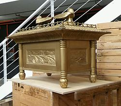 Ark of covenant replica.jpg