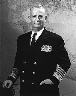 Arleigh Burke United States Navy admiral and Navy Cross recipient