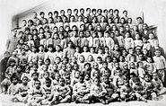 Armenian Orphans, Merzifon, 1918