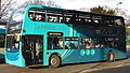 Arriva Kent & Surrey YY14WFW, Chatham Bus Station, 16 January 2018 (cropped).jpg