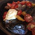 Arroz Negro - Bomba Rice, Trout, Oysters, Ink, Allioli, Cherry Tomatoes -paella -eyeball (14307226568).jpg