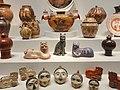 Artesanías de barro moldeado de Jalisco y Michoacán, México.jpg