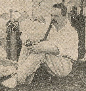 Arthur Wood (American cricketer) English-born American cricketer