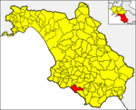 Locatio Isaciae in provincia Salernitana