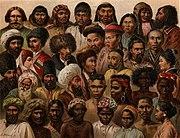 Asiatiska folk, Nordisk familjebok