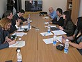 Assistant Secretary Hammer Meets With Kyrgyz Journalists (8537466818).jpg